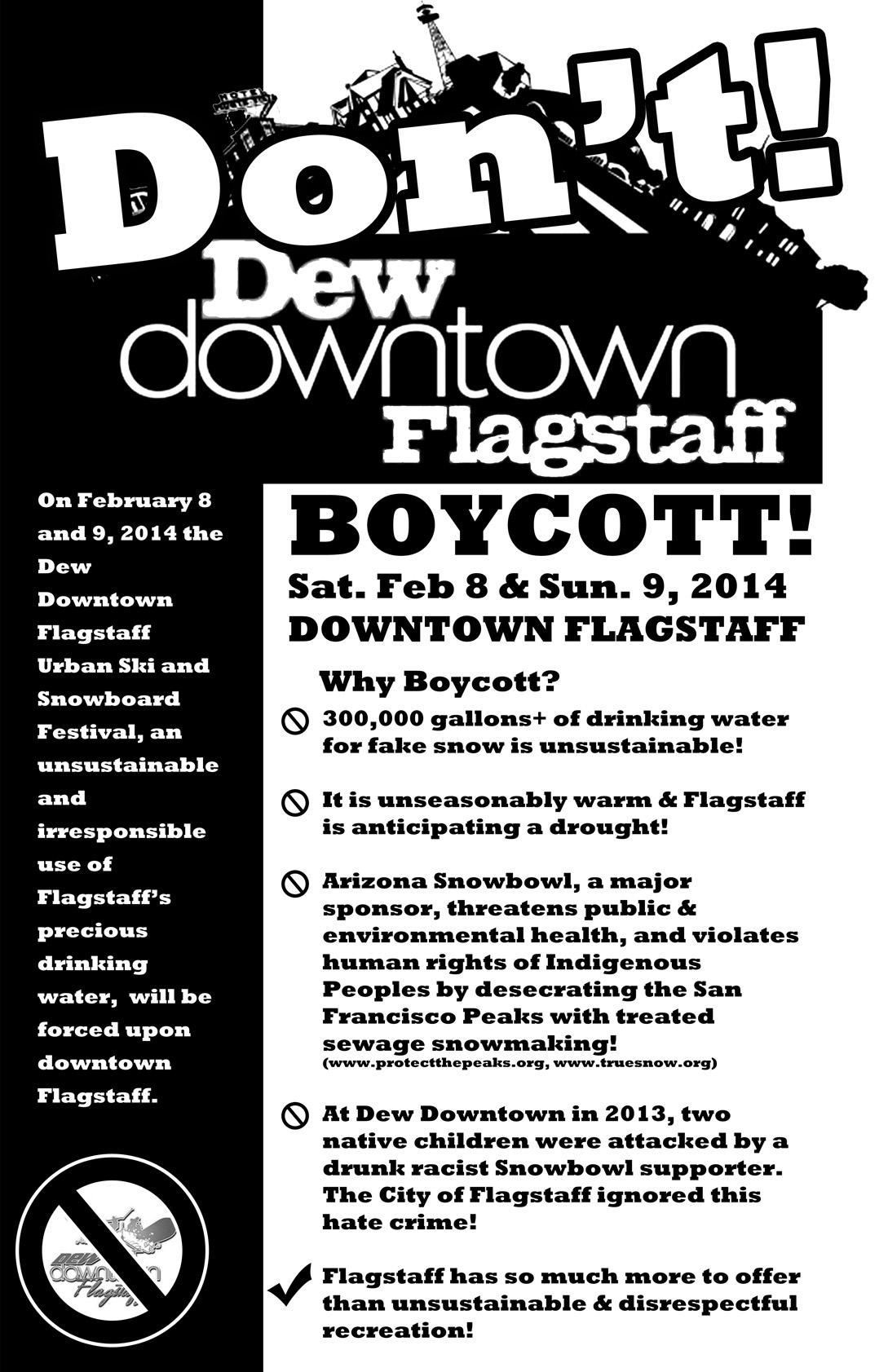 Dew Downtown - PRINT