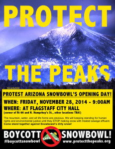 protest-snowbowl-2014